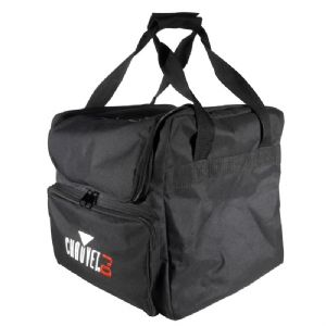 Chauvet CHS-40 Padded Carry Bag 2x Compartments + 1x Pocket for Lights + DJ Gear